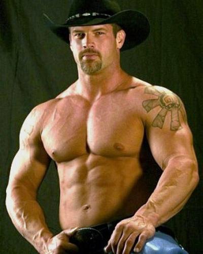Hat  Hunk  Biceps  Face  Josh Iver  Flickr-5068