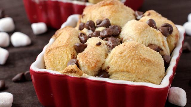 Miniature Angel Food Cake Recipe