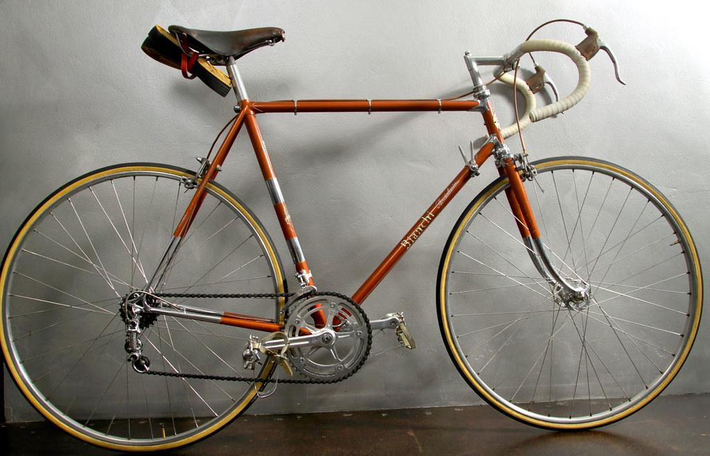 1961 Bianchi Specialissima Original Road Bike 1961