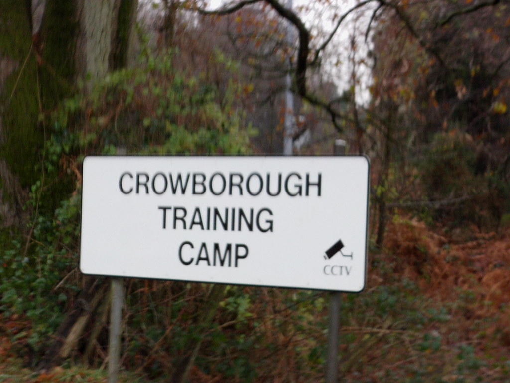 Crowborough Training Camp | East Sussex England UK | Flickr