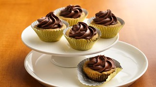 Secret-Center Cookie Cups Recipe | by Pillsbury.com