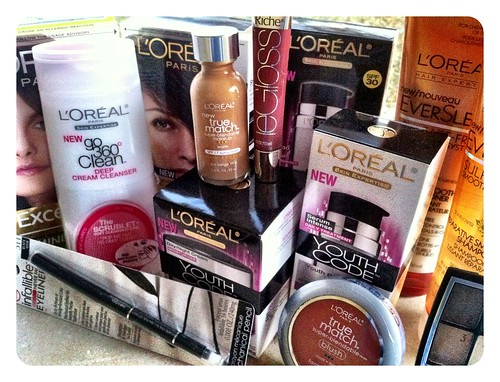 L'Oreal products | by Mamalatinatips
