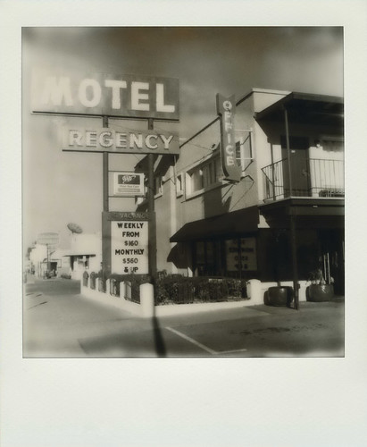 Regency Motel | by Nick Leonard
