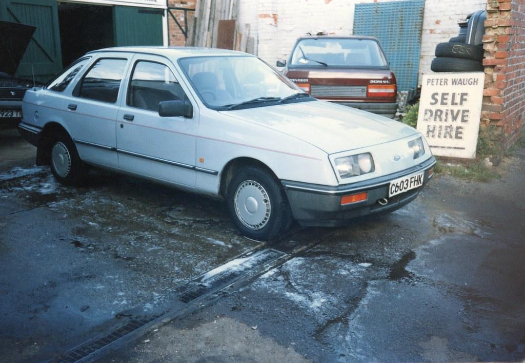 Tonys Car Hire Kempton Park