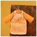 Outfit Option: Orange Dress