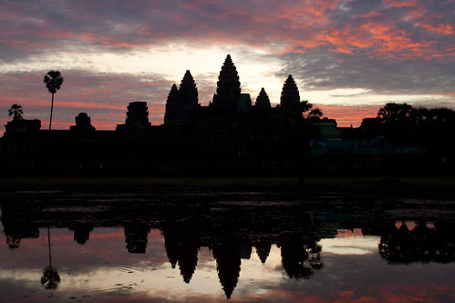 Angkor Wat Sunrise 1 (480) | by chenmeister64