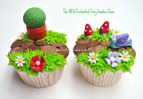 Fairy Garden cupcakes For more information about our ...