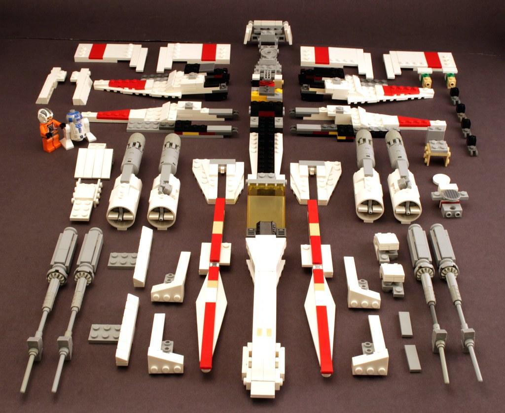 Build Luke Skywalker S Lightsaber