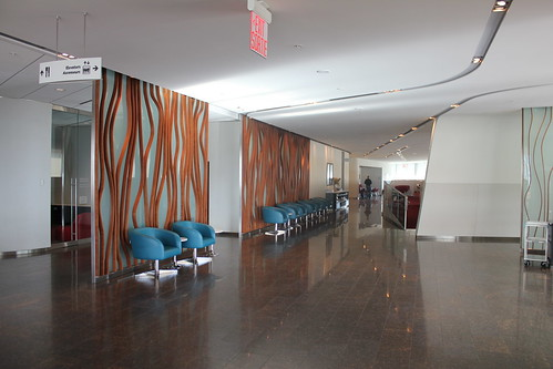 Air Canada Lounge in Toronto | by AirlineReporter.com