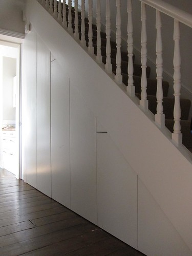Under Stairs Cupboards Peter Murphy Carpentry Flickr