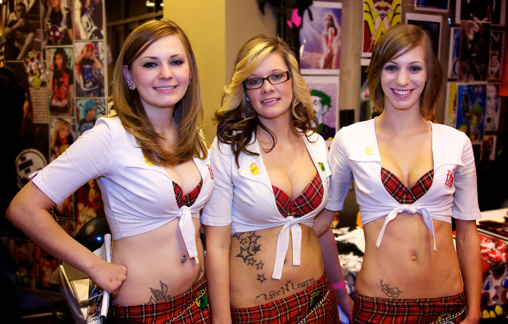 Tilted Kilt Girls  Adam Patrick Murray  Flickr-7781