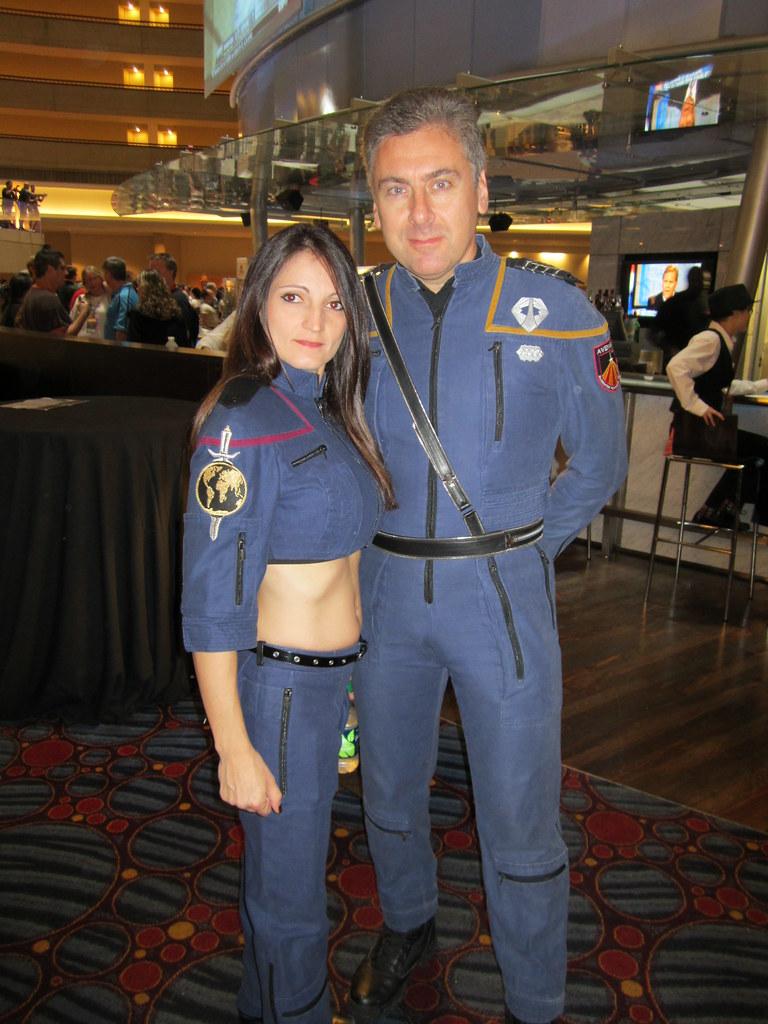 Dragon Con Mirror Mirror Universe Star Trek Enterpris