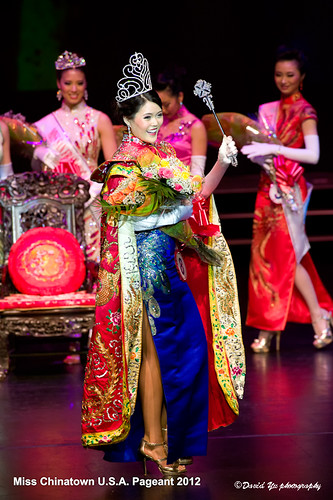 Miss Chinatown U.S.A. Pageant 2012 | by davidyuweb