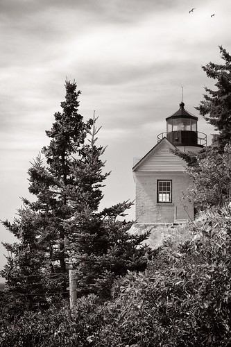 Bass Harbor Head Lighthouse | by Stephen A. Wolfe