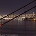 San Francisco, through the Golden Gate