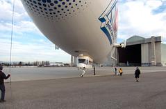 Airship landing