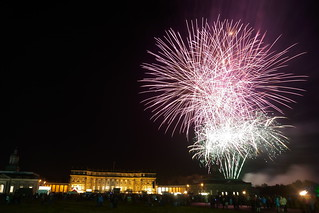 Fireworks at Hopetoun House | by Visit West Lothian