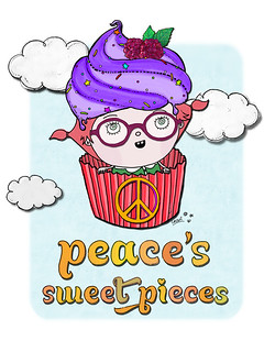 peace's sweet pieces | by crosti