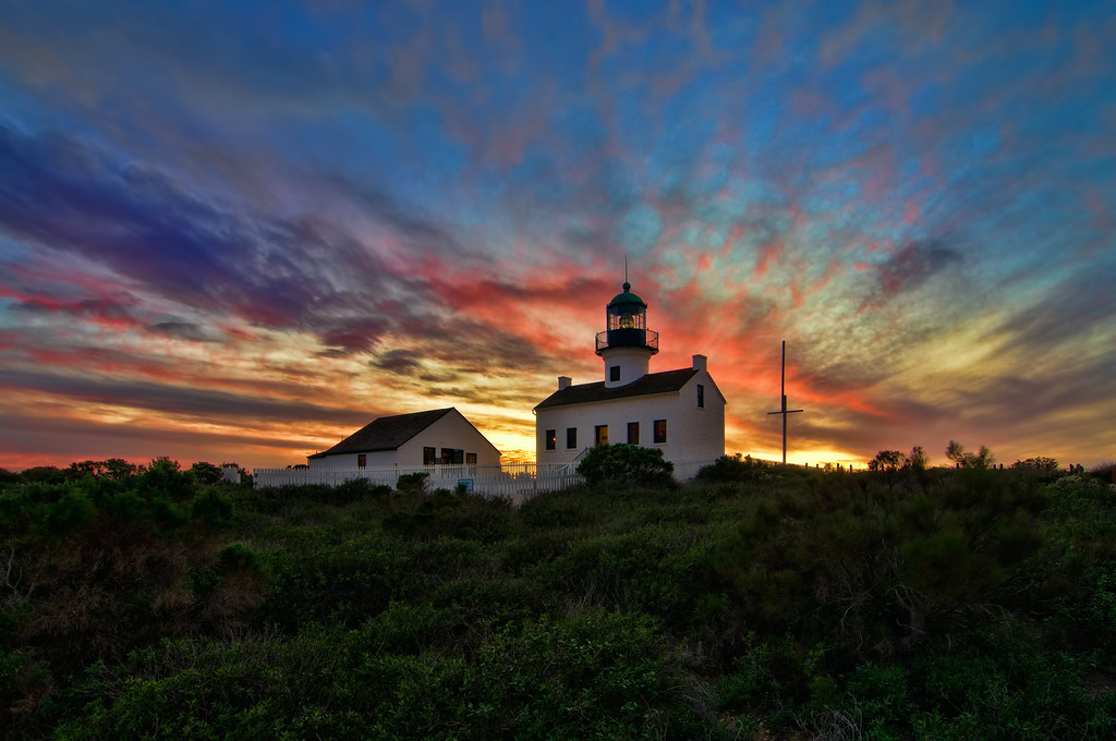 old point loma lighthouse   dsc698b