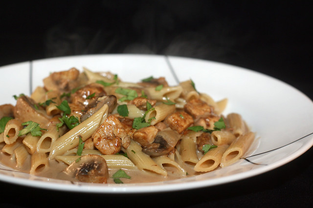 creamy chicken marsala pasta | Explore kae71463's photos ...