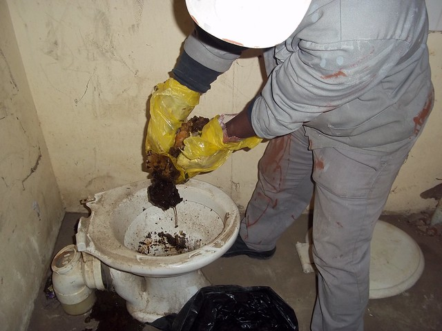 Cleaning A Disgusting Toilet Flickr Photo Sharing