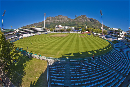 Newlands and Table Mountain | by smee.bruce