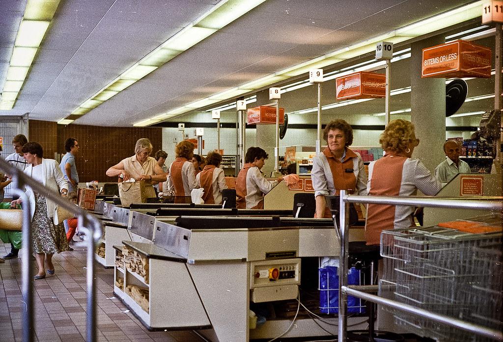 Sainsbury S Watford 1984 Sainsbury S Supermarket
