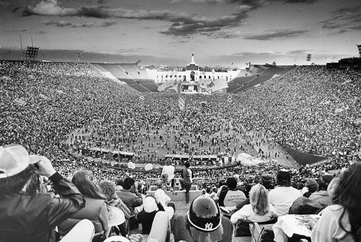 Rolling Stones Coliseum Concert 1981