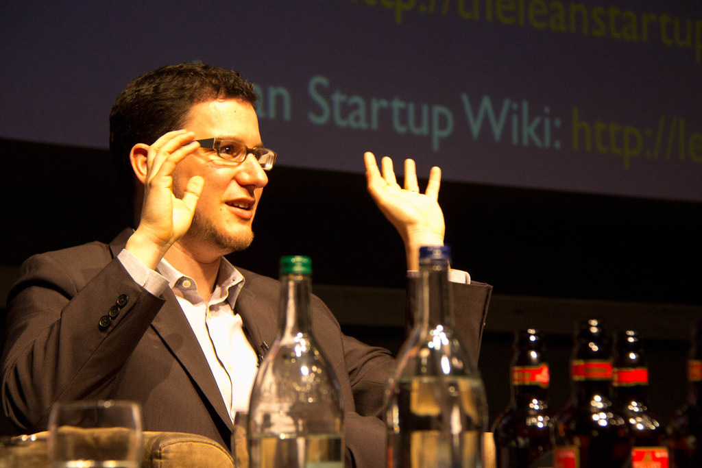 the lean startup eric ries pdf