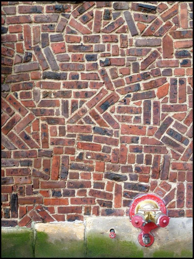 New York Brick Tiles In Kitchen