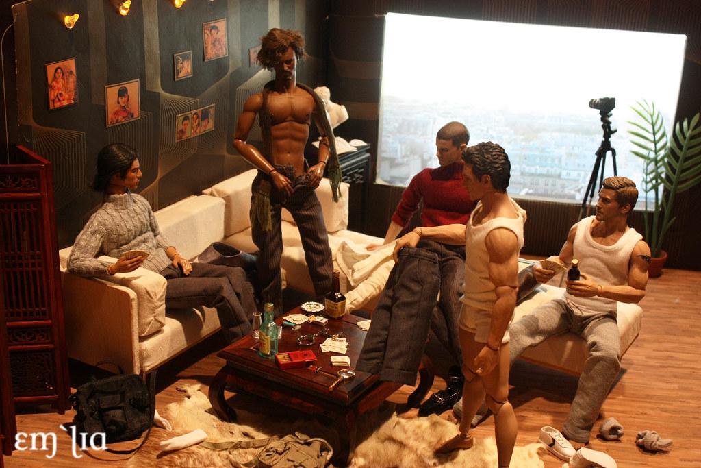 Gay Strip Poker Dick 2