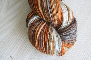 spun :: Hello Yarn Polwarth/Silk | by earthchick