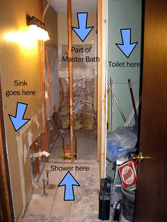 Bathroom Demolition | by Write From Karen