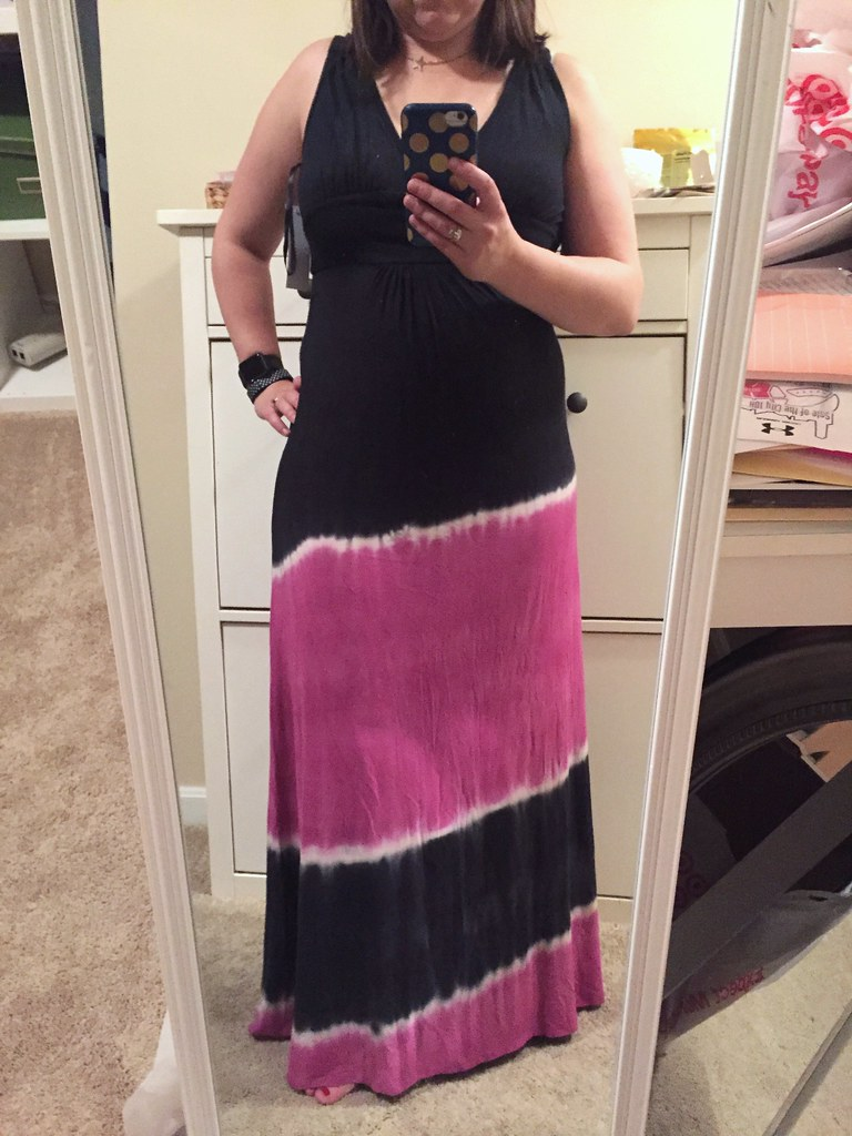 stitchfix loveappella knit maxi dress