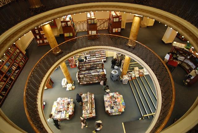 Buenos Aires - El Alteneo Bookstore