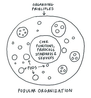 Podular organization | by dgray_xplane