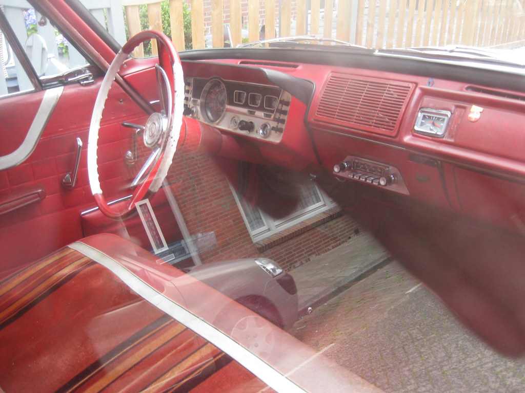 Dodge Lancer 770 1962 Interior View Quot Montage Swisse
