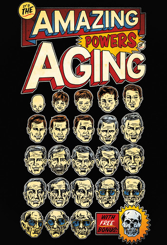 The Amazing Powers of Aging! | by Joshua Kemble