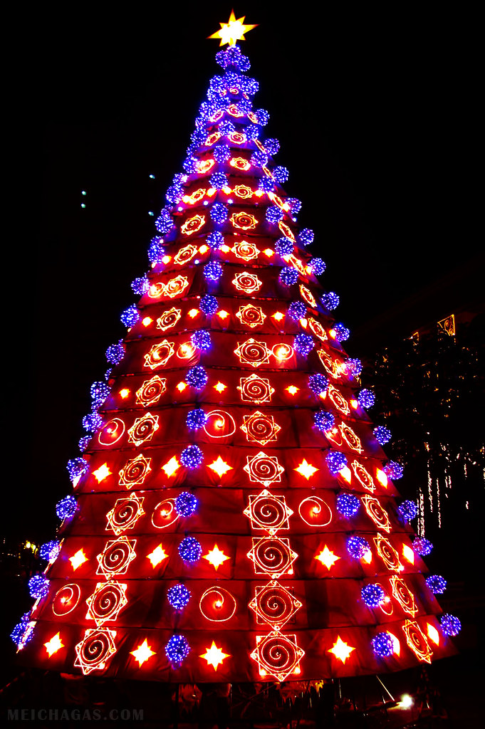 Ust giant christmas tree this is s