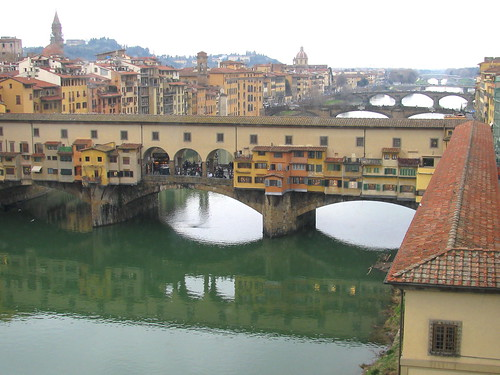 Ponte Vecchio de Florencia