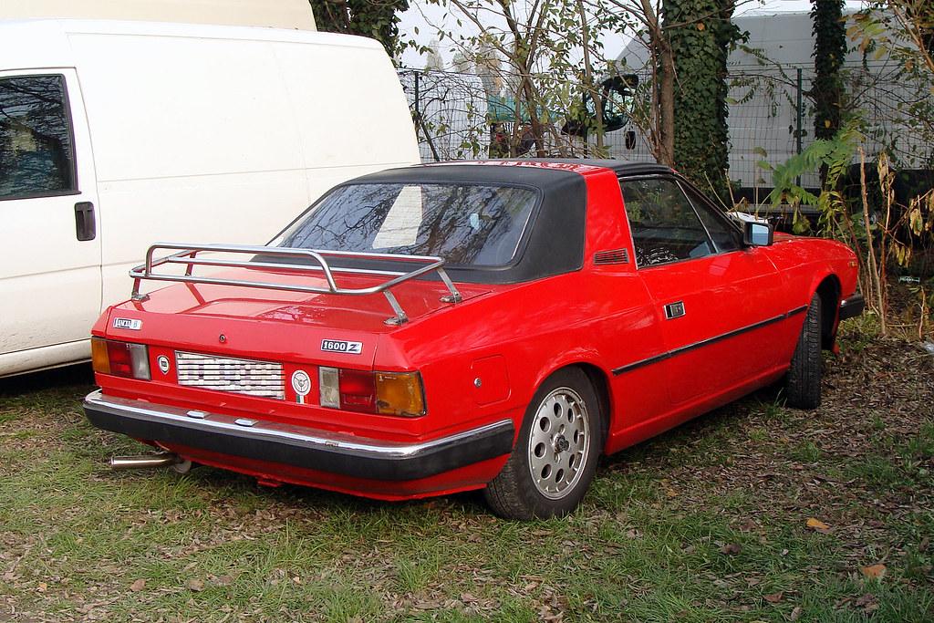 Lancia Beta 1600 Spider Zagato