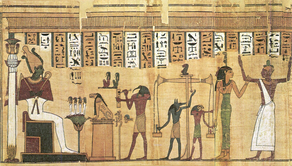 book of the dead anubis