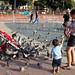 El niño y los pájaros