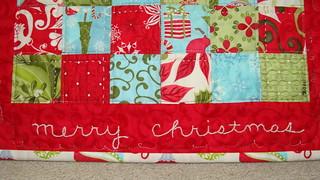 12 days of Christmas tabletopper border | by carylwilson