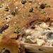 Olive and wine pie crust