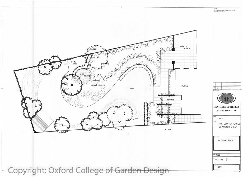 127 | Garden U0026 Landscape Design | Oxford College Of Garden Design | Flickr