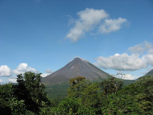 Arenal Volcano Flickr Photo Sharing