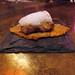 crispy chicken skin in escabache