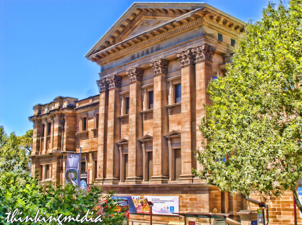 Australian Museum c.1857   The museum was founded on 30 ...