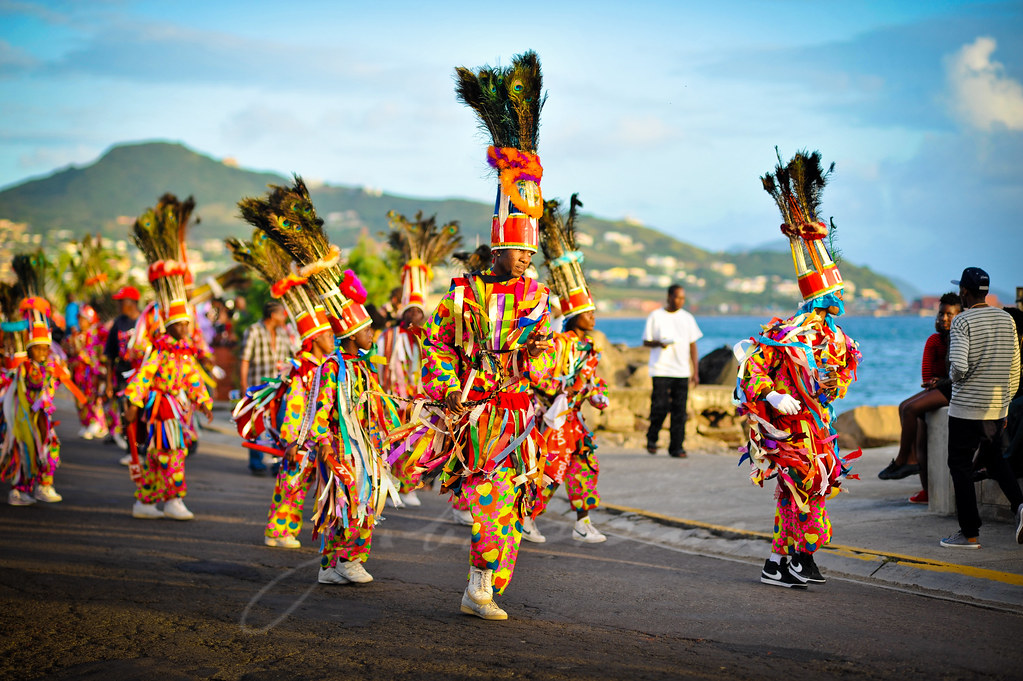 (St. Kitts & Nevis National Carnival 2011-12)